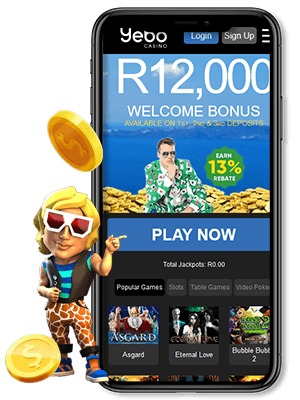 Yebo casino mobile